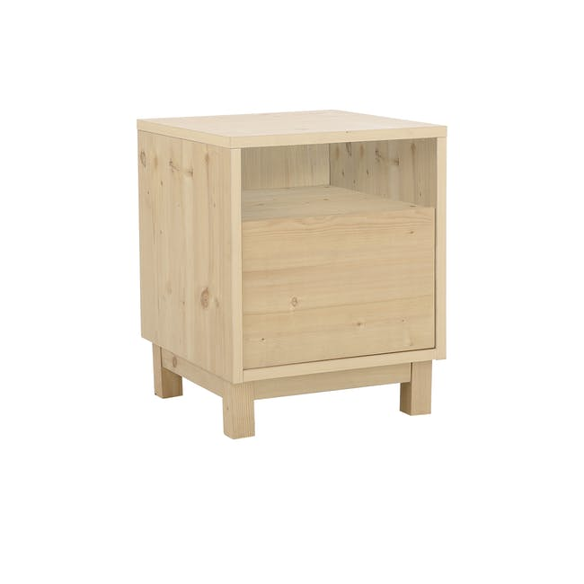 Syndy Bedside Table - 7
