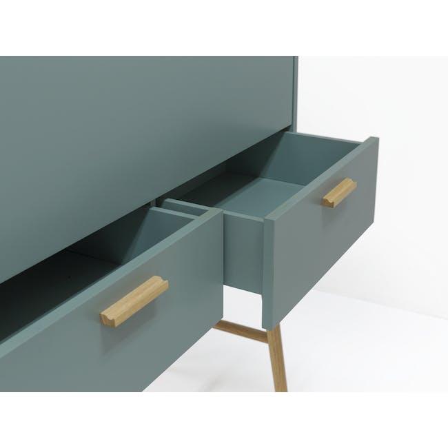 Arod Study Table - Sage Green - 10