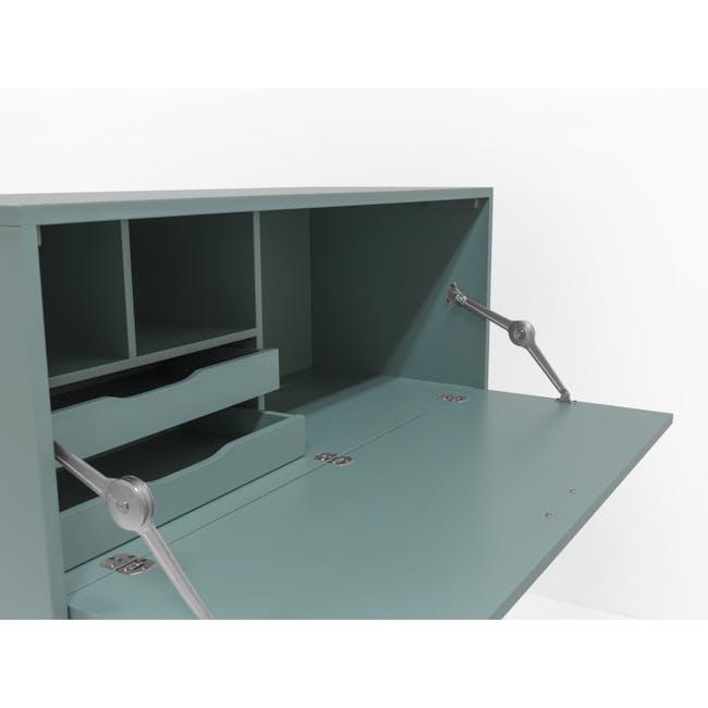 Arod Study Table - Sage Green - 8