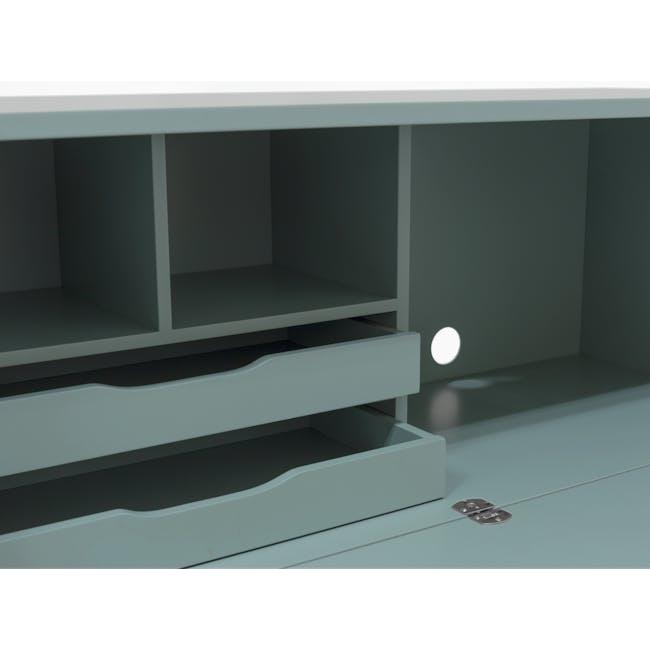 Arod Study Table - Sage Green - 9