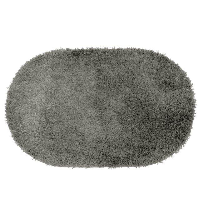 Harper Floor Mat - Grey - 0