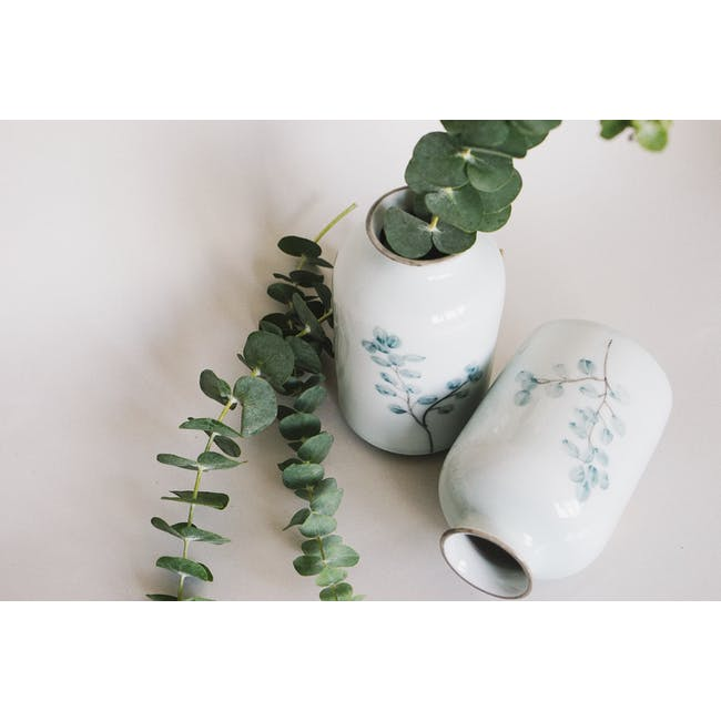 The Botanical Series - Eucalyptus - 1
