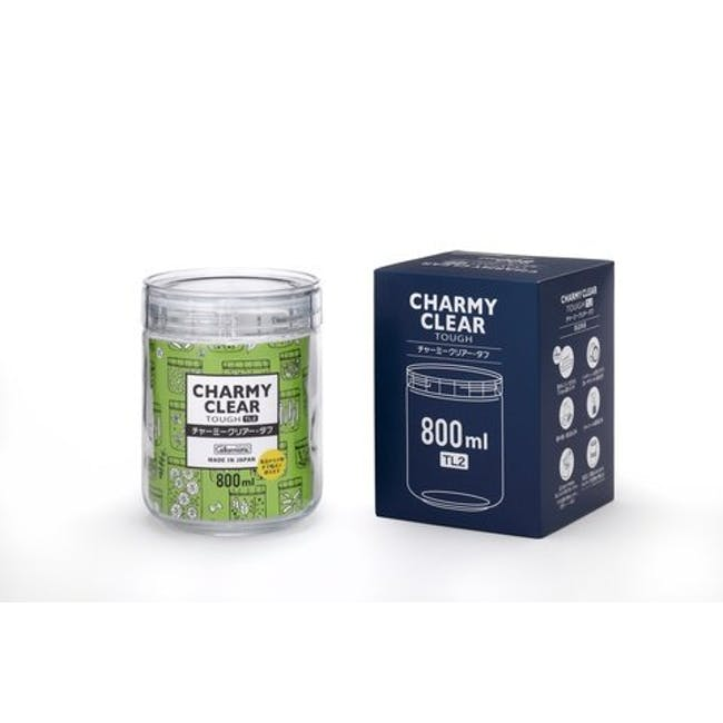 Cellarmate Charmy Clear Tough Container (4 Sizes) - 16