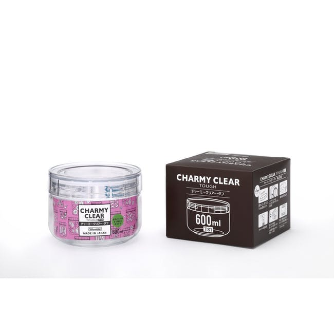 Cellarmate Charmy Clear Tough Container (4 Sizes) - 18