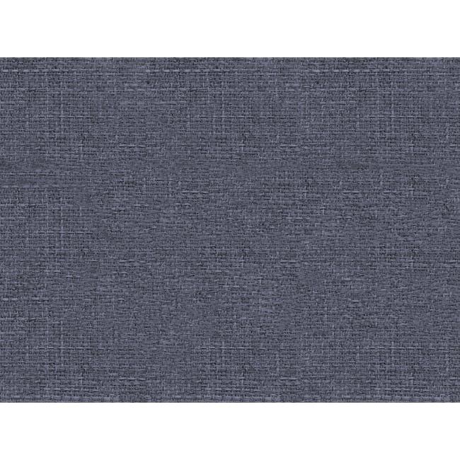 Emma 2 Seater Sofa with Emma Armchair - Dusk Blue - 10