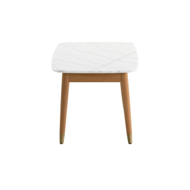Hagen Marble Coffee Table - 7