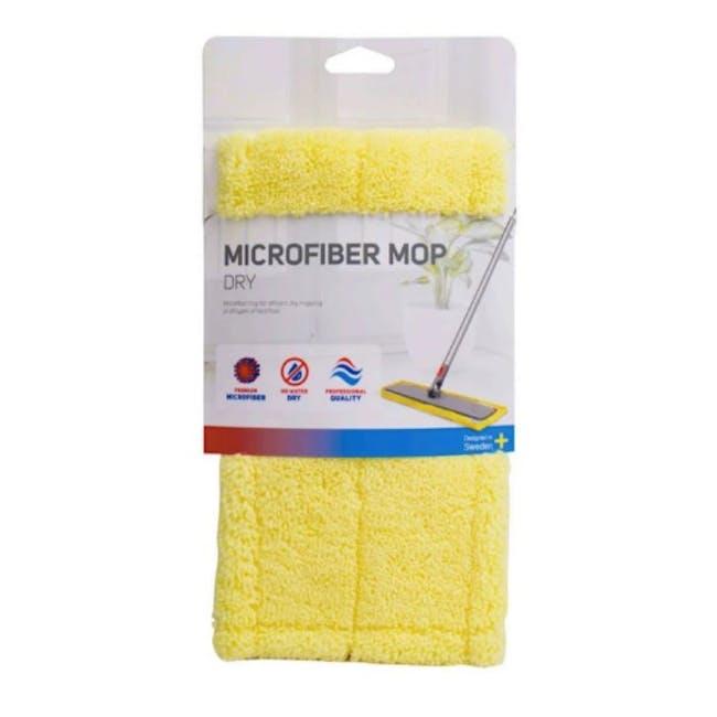 Nordic Stream Microfiber Mop Dry Pocket Refills - 3