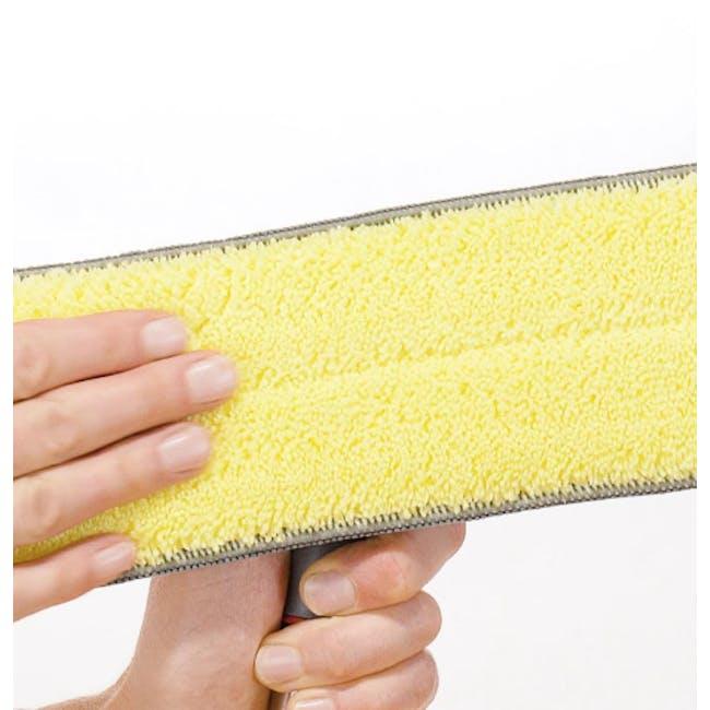Nordic Stream Microfiber Mop Dry Pocket Refills - 1