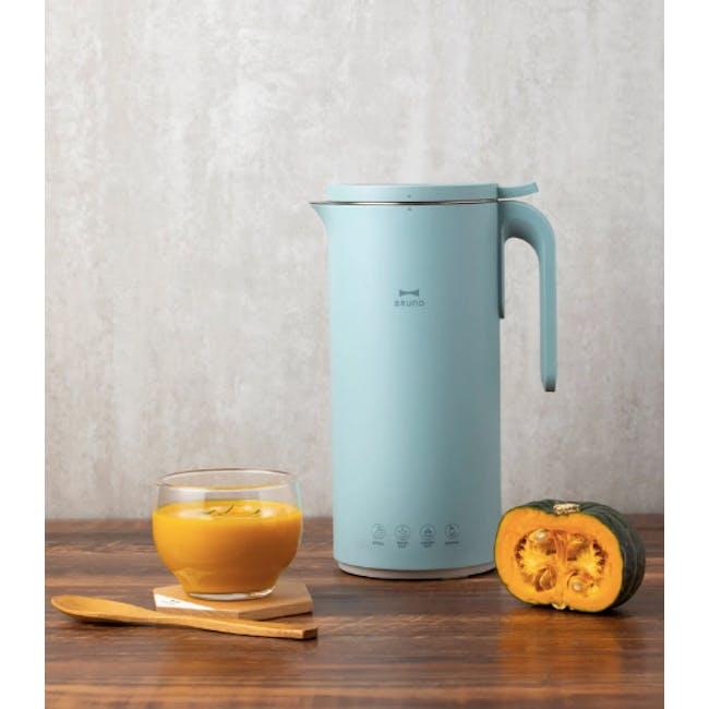 BRUNO Hot Soup Blender - Blue Grey - 1