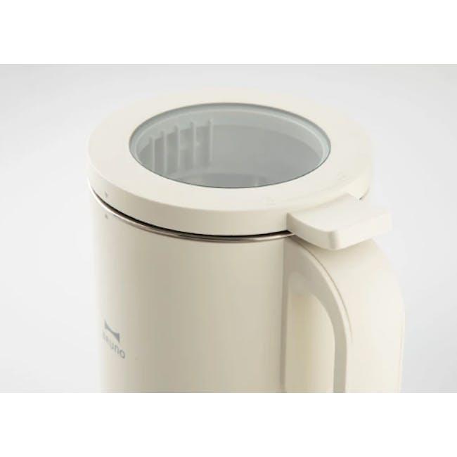 BRUNO Hot Soup Blender - Blue Grey - 3