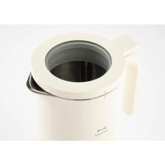 BRUNO Hot Soup Blender - Blue Grey - 4
