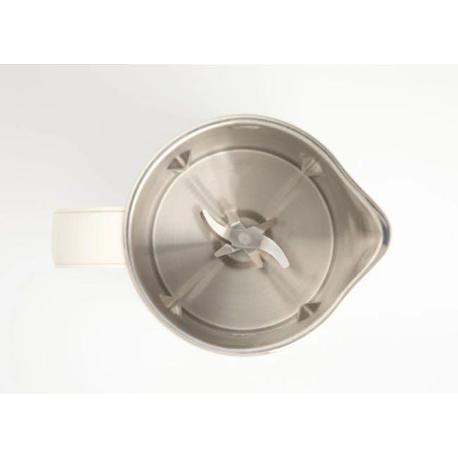 BRUNO Hot Soup Blender - Ivory - 7