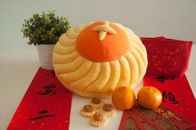 Pineapple Tart Cushion - Image 2