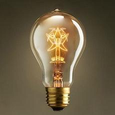 Edison Bulb - E27-A-19