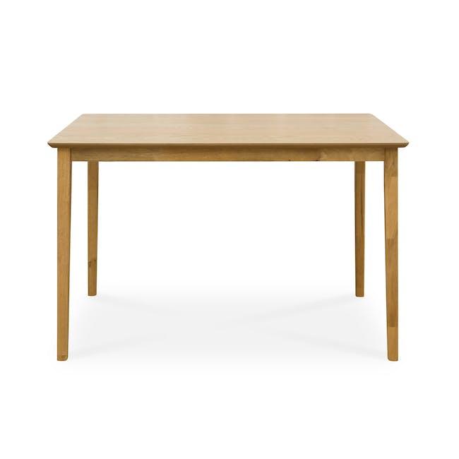 Koa Dining Table 1.2m - Oak - 1