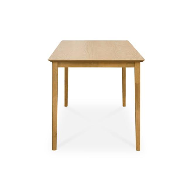 Koa Dining Table 1.2m - Oak - 2