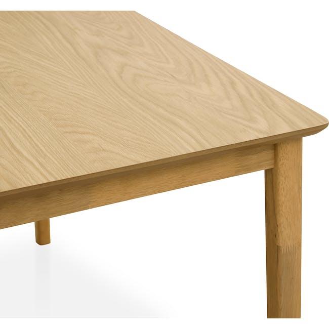 Koa Dining Table 1.2m - Oak - 3