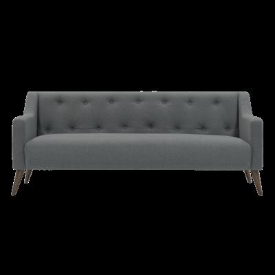 Xavier3 Seater Sofa - Slate - Image 1