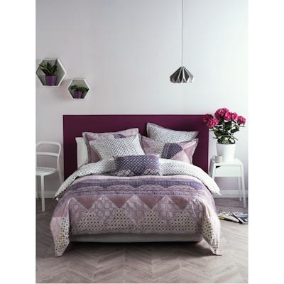 (King) Inez 4-Pc Bedding Set - Image 2