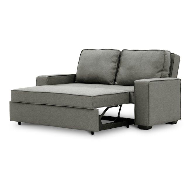 Arturo 3 Seater Sofa Bed - Pigeon Grey - 7