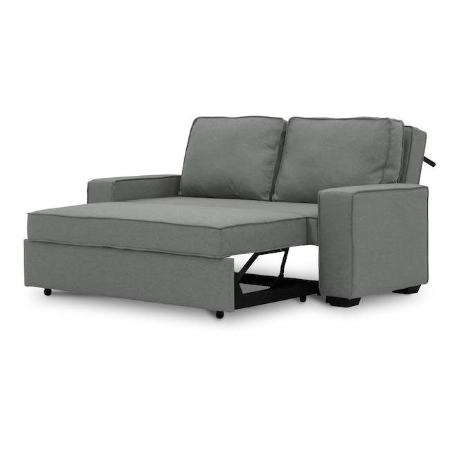 Arturo 3 Seater Sofa Bed - Pigeon Grey - 8