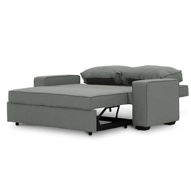 Arturo 3 Seater Sofa Bed - Pigeon Grey - 10