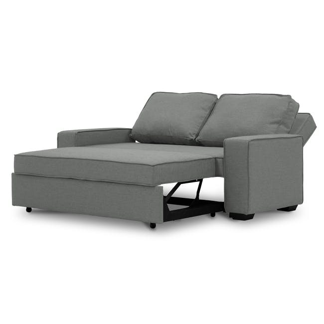 Arturo 3 Seater Sofa Bed - Pigeon Grey - 9
