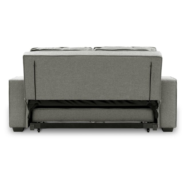 Arturo 3 Seater Sofa Bed - Pigeon Grey - 4