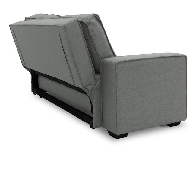 Arturo 3 Seater Sofa Bed - Pigeon Grey - 11