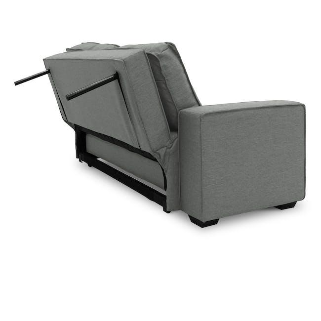 Arturo 3 Seater Sofa Bed - Pigeon Grey - 13