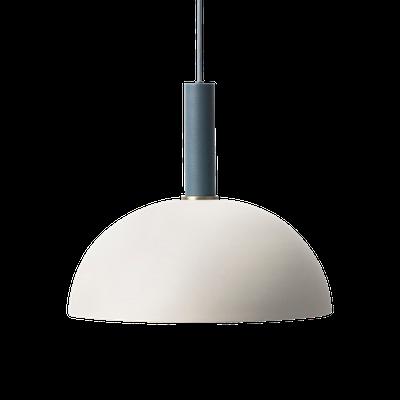 Erin Pendant Lamp - Dark Blue,Light Grey - Image 1