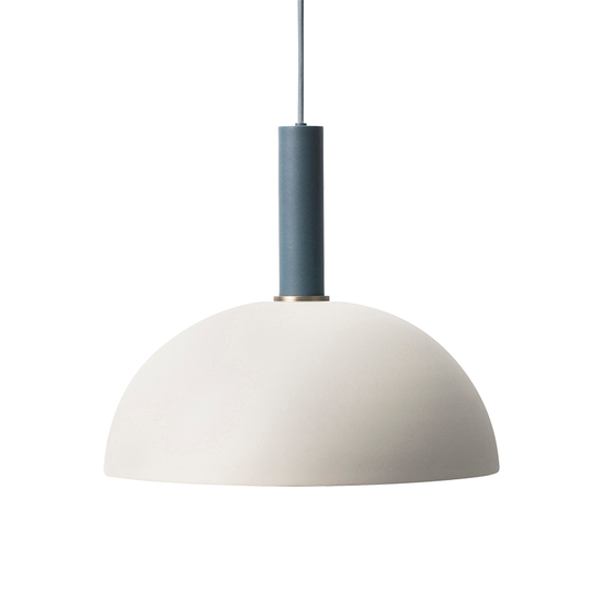 Springbud - Erin Pendant Lamp - Dark Blue, Light Grey