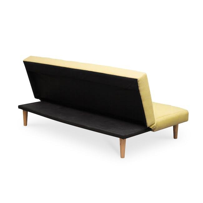 Laura Sofa Bed - Custard - 4