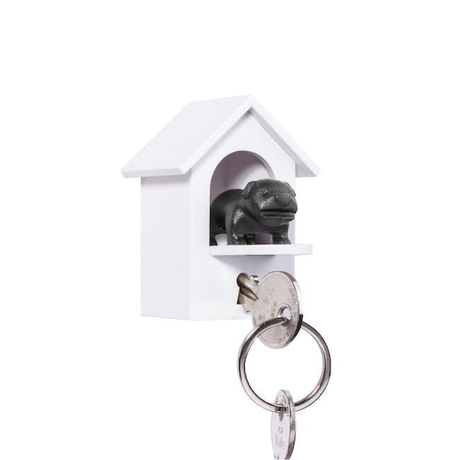 Watch Dog Key Holder - Black - 0