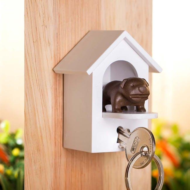 Watch Dog Key Holder - Black - 3