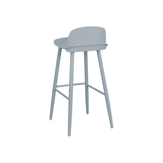 Lichang - Dawson Bar Chair - Ash Blue