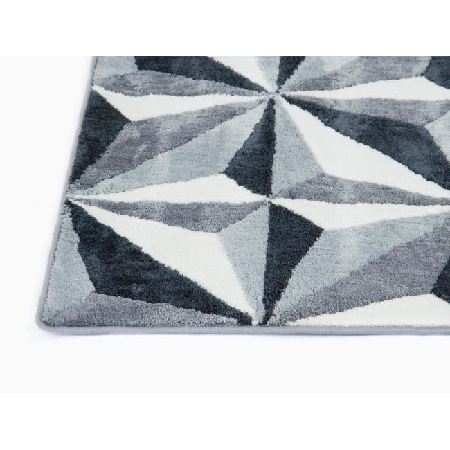 Jemma Low Pile Rug 1.9m x 1.3m - Kaleidoscope - 1