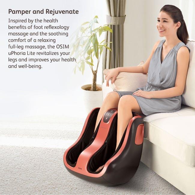 OSIM uPhoria Lite Leg Massager - 1