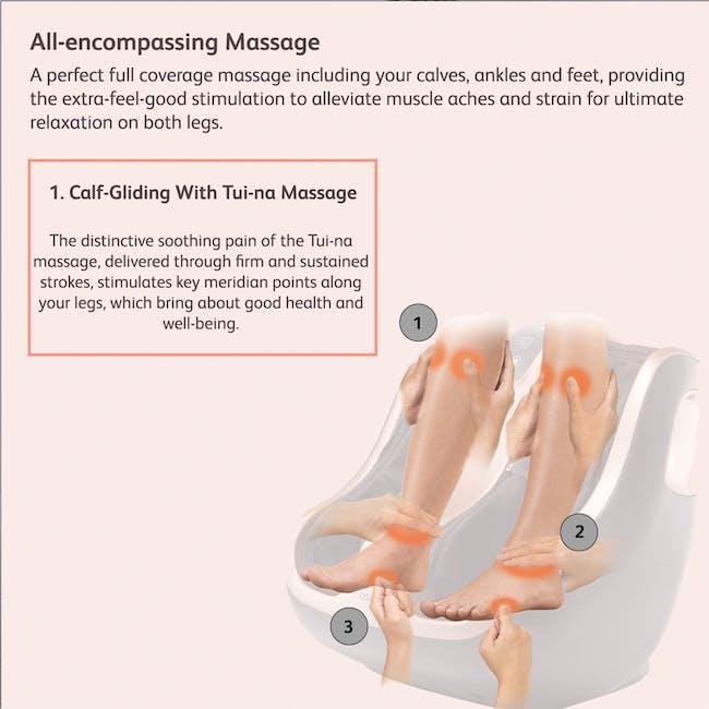 OSIM uPhoria Lite Leg Massager - 2