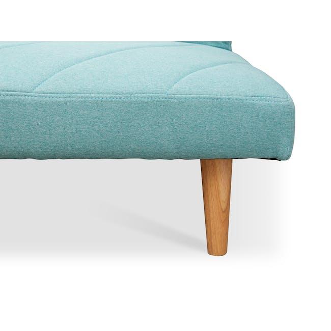 Laura Sofa Bed - Sea Green - 9