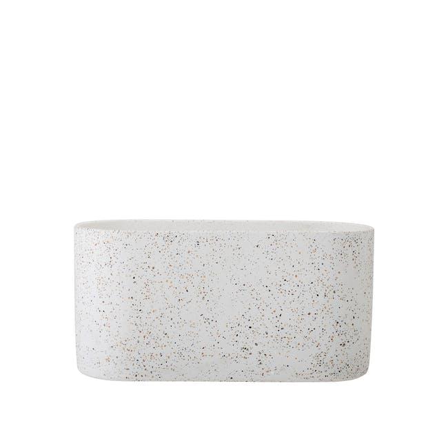 Limo Pot - White (Medium) - 0
