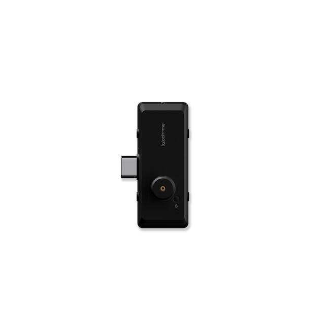 igloohome Rim Lock with Push-Pull Mortise - 18