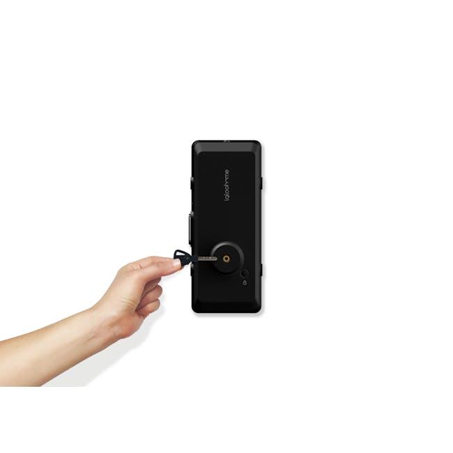 igloohome Rim Lock with Push-Pull Mortise - 11