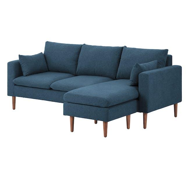 Fabric Swatch - Blue - 1
