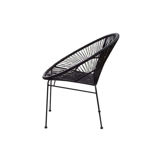 Acapulco Chair - Black - 2