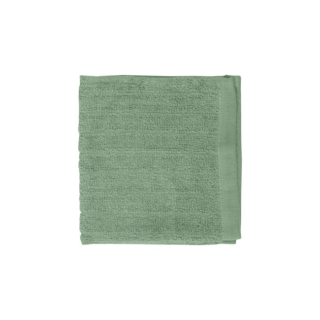 EVERYDAY Face Towel - Sage - 2