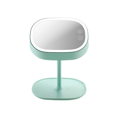 LED Light Vanity Mirror - Mint - Image 1
