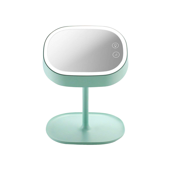 1688 - LED Light Vanity Mirror - Mint