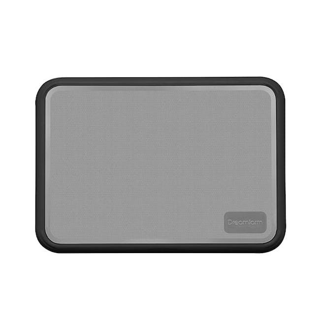 Dreamfarm Fledge Flip Edge Cutting Board - Black - 0
