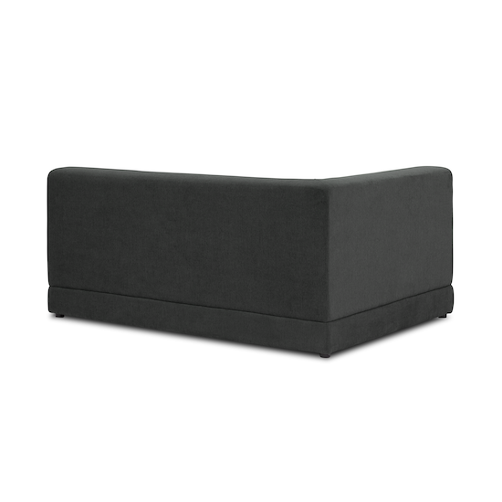 Only Zest (OEM) - Abby Chaise Lounge Sofa - Granite